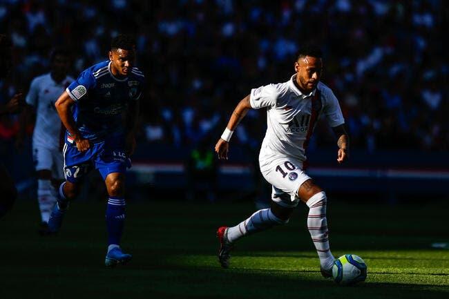 PSG : Tuchel peut remercier Neymar, personne ne parle du jeu pourri