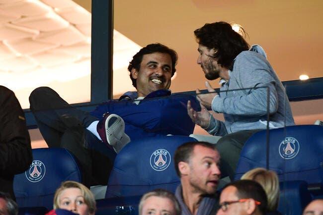 PSG : L'Emir du Qatar refuse d'abandonner le Paris SG !