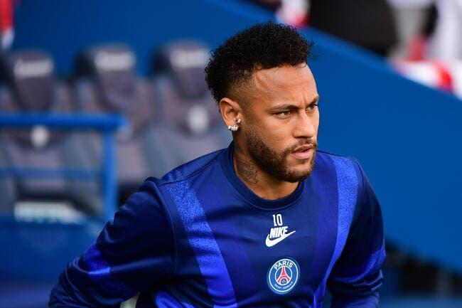 PSG : Neymar lance l'opération reconquête... sur Instagram