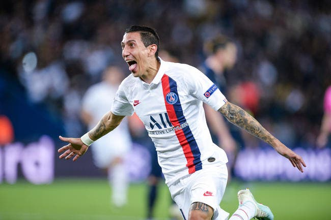 LdC : Ave Di Maria, Paris crucifie le Real Madrid !