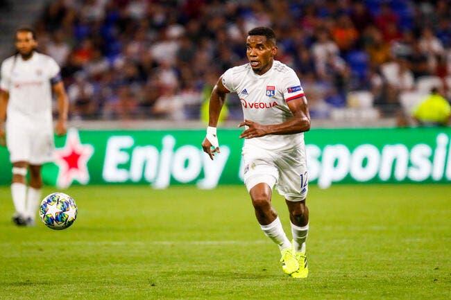 OL : Le flop Thiago Mendes prend cher à Lyon