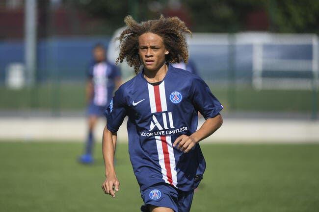 PSG : Paris le paie 0,5ME par an, Xavi Simons assume !