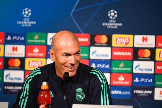 PSG : Le Dr Zidane refuse d'aider le malade Paris SG