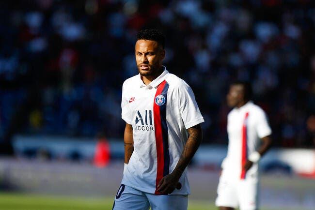 PSG : Neymar au Real Madrid, tout était faux