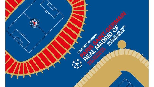 PSG - Real Madrid : Les compos (21h sur RMC1)