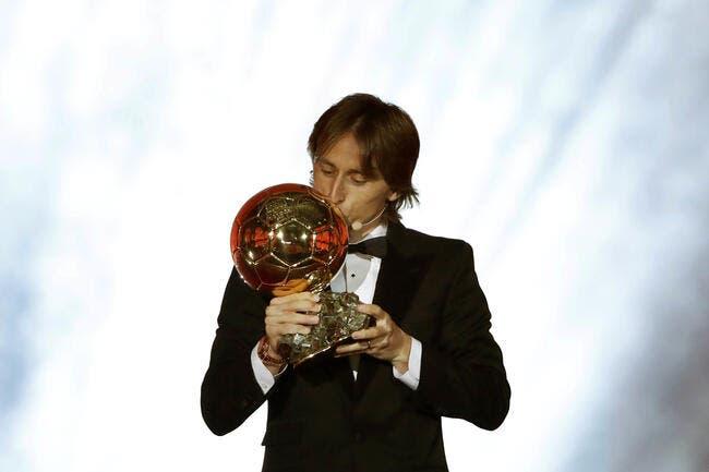 Nouvel ambassadeur du Ballon d'Or — Didier Drogba