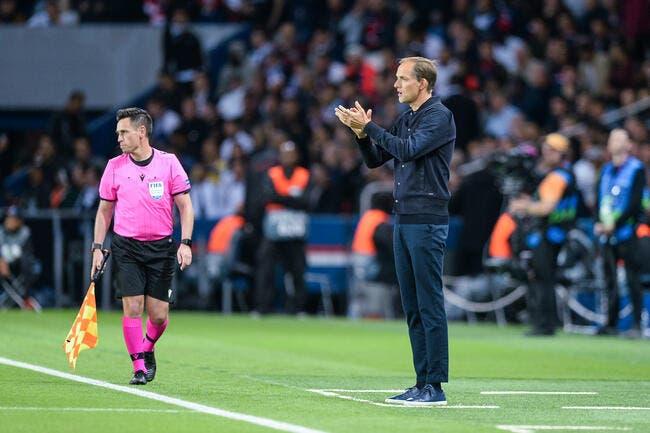 PSG-Real : Tuchel prêt à péter un câble après le match