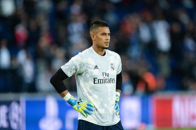 Real: Areola célèbre avec le PSG, ça passe mal à Madrid
