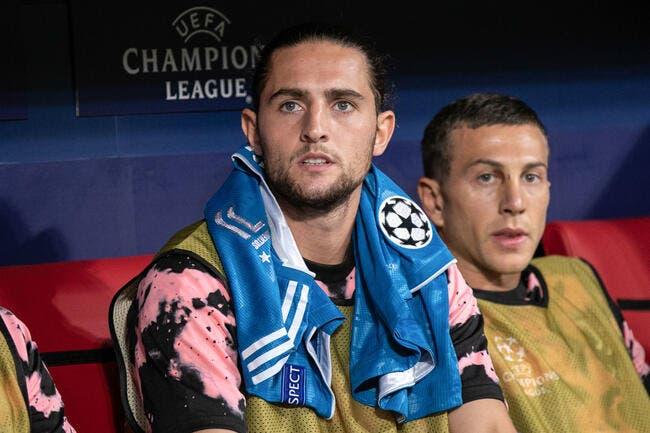 Juventus : Un mois sans jouer, le PSG fait encore payer Rabiot