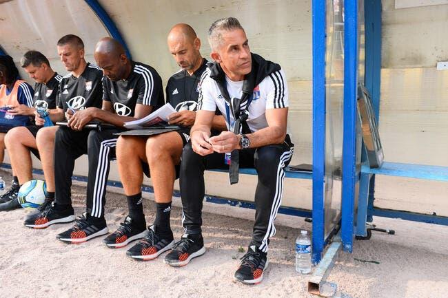 OL: Sylvinho interdit la folie à Lyon, sauf celle du PSG