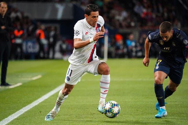 PSG : Di Maria critiqué après son match contre le Real, oui c'est possible