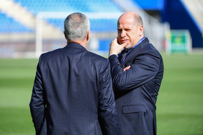 PSG: Luis Fernandez enrage contre Henrique, il a plombé Paris