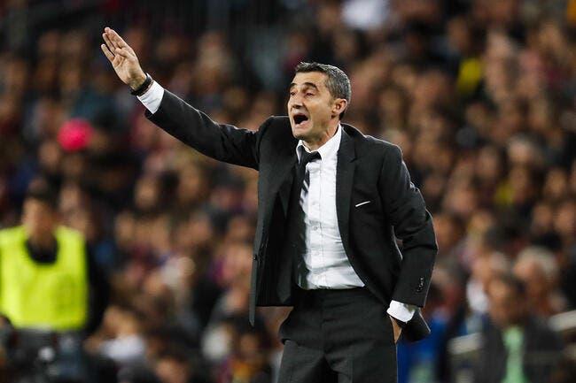 Esp : Grenade dynamite le Barça