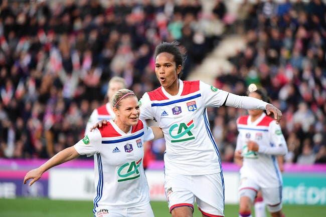 Fem : Le Trophée des Championnes pour Lyon !