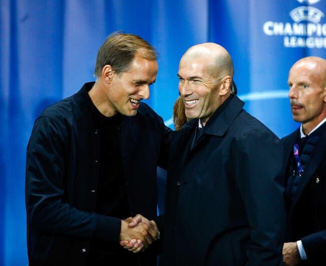 Madrid : Zinedine Zidane répond aux accusations