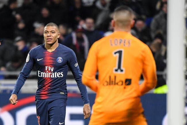 Officiel : Le PSG annonce les forfaits de Mbappé et Icardi contre Lyon