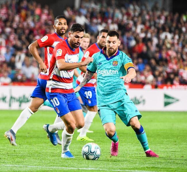 Esp : Au Barça on tire déjà le signal d'alarme !