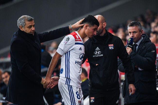 OL : Aouar victime collatérale du départ de Genesio à Lyon ?