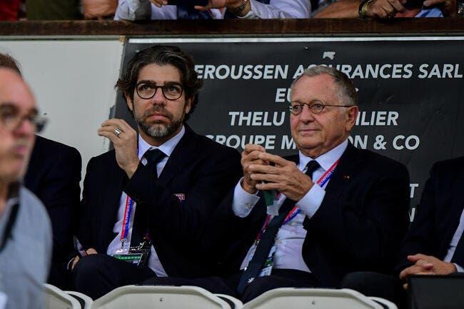 OL : Aulas rêve d'aider le PSG à gagner la Ligue des champions