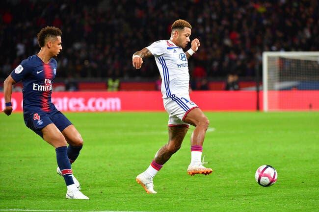 Les premiers indices sur l'équipe — Lyon-PSG