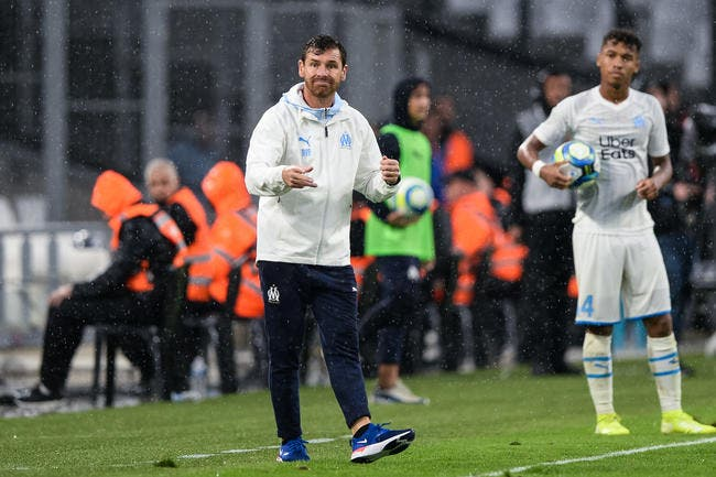 OM : Villas-Boas accusé pour un simple nul de Marseille