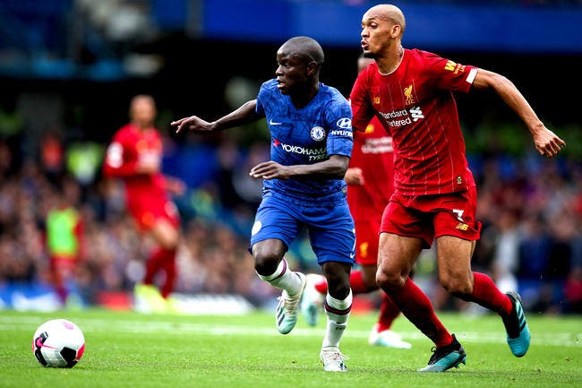 PL : Liverpool tape Chelsea, Arsenal revient fort