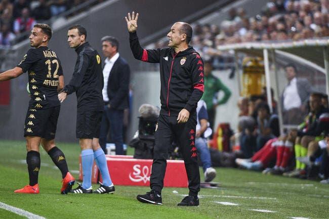 ASM : Jardim viré de Monaco à cause de Nice ?