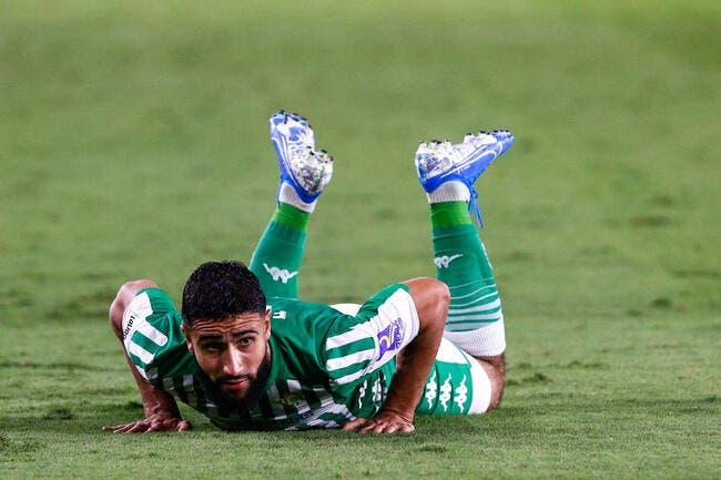 Esp : La tuile pour Nabil Fekir !