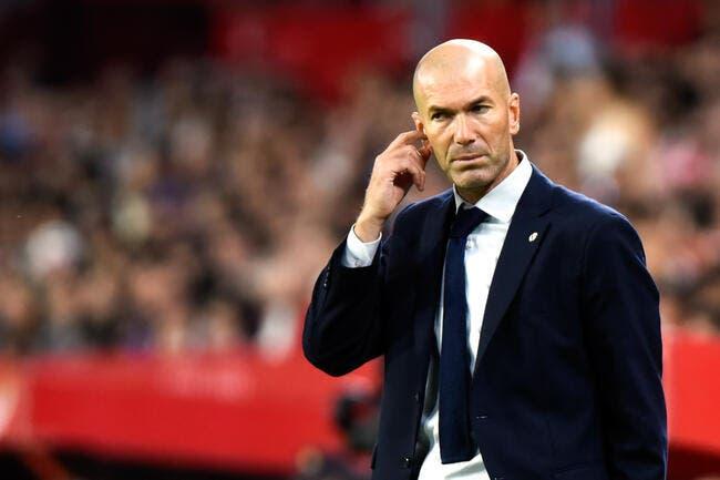 Esp : Mourinho ou Zidane, le vestiaire du Real a tranché