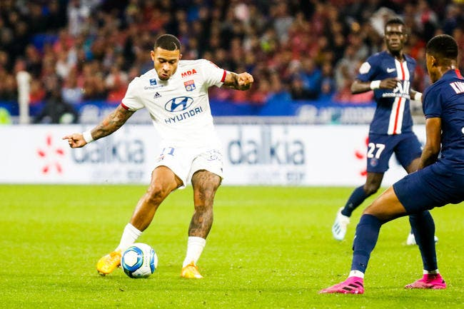 OL : Il compare Depay et Neymar, c'est terrible pour Lyon