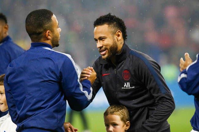 PSG : Neymar employé de luxe à Paris, Riolo craque