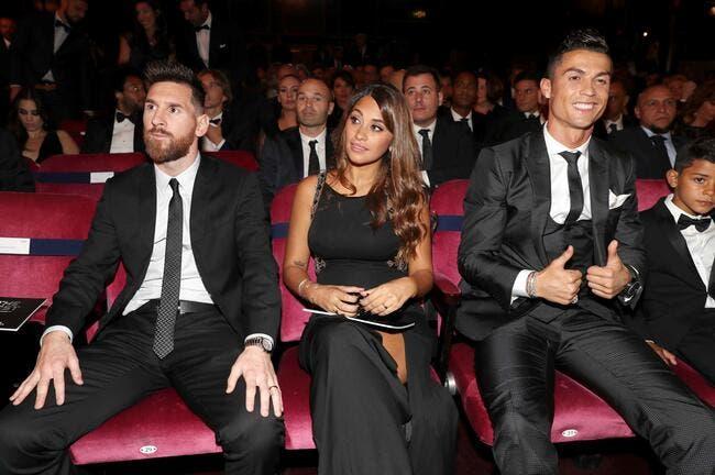 FIFA : Messi adore Cristiano Ronaldo... pas le contraire !