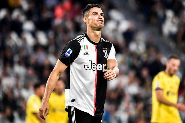 Ita : Cristiano Ronaldo scandalise la FIFA !