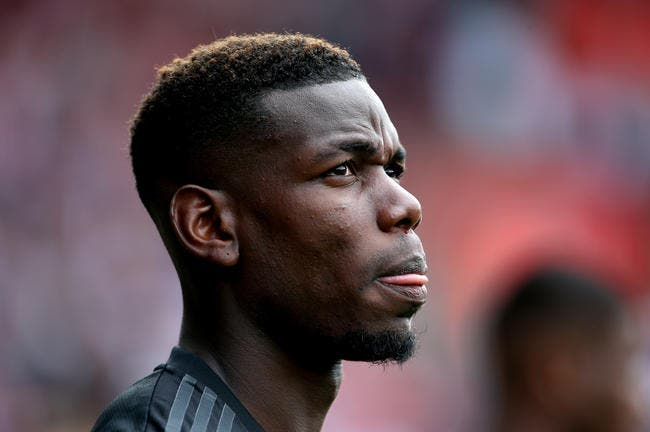 MU : Paul Pogba de retour face à Arsenal