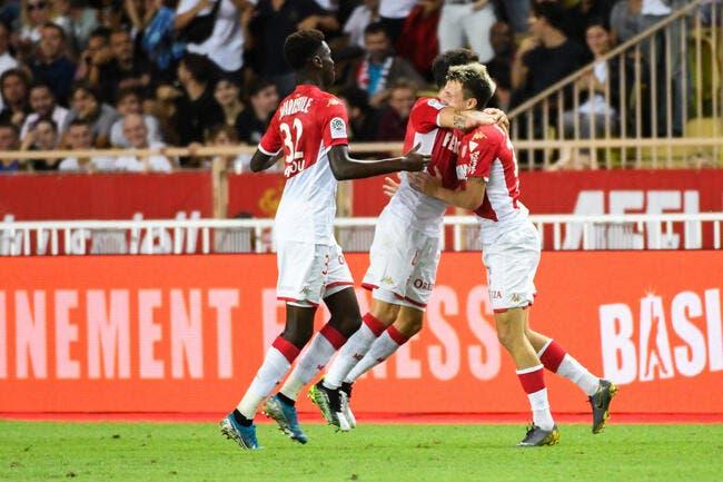 Monaco se réveille, et s'offre le derby face à Nice