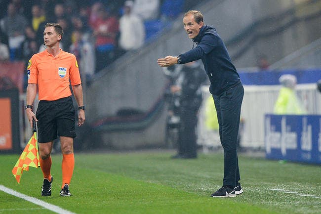 PSG : Cascade d'absents, Tuchel annonce un gros turn-over