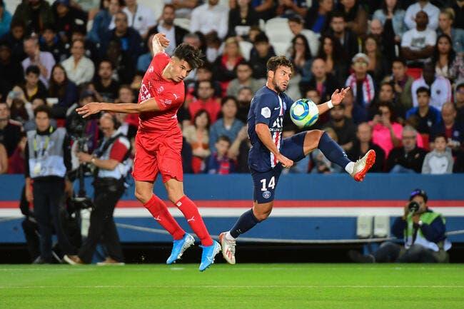 PSG : Cet adversaire scotché par l'anti-star du Paris SG