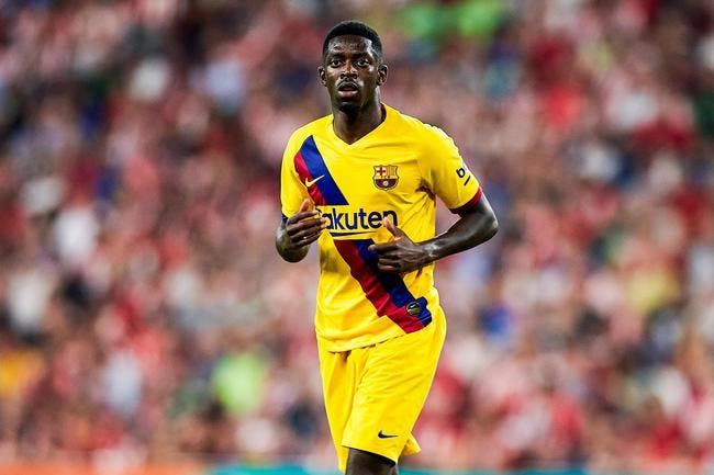 Ang: Le PSG trop petit pour Dembélé, Man United se sent à la hauteur
