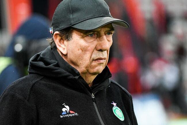 ASSE : Gasset ne reviendra pas à Saint-Etienne, c'est officiel !