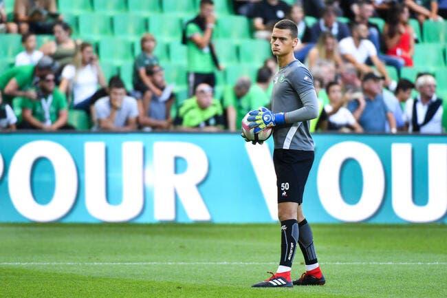 ASSE : Stefan Bajic plus jeune gardien de l'histoire des Verts !