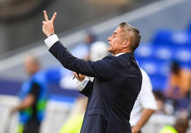 OL : Sylvinho doit «rectifierle tir», le signal d'alarme tiré !