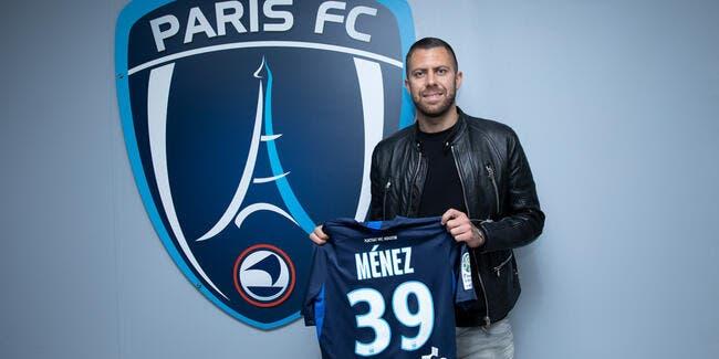 Officiel : Jérémy Ménez revient à Paris !