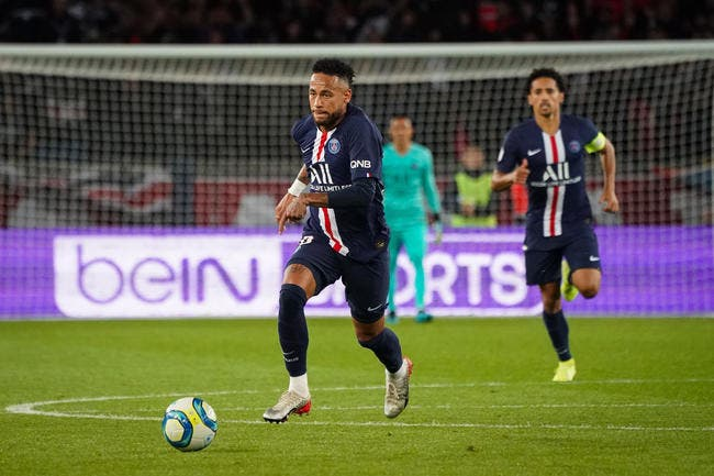 PSG: La seule bonne nouvelle, c'est Neymar