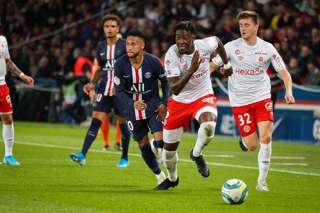 PSG-Reims 0-2, Allegri peut se frotter les mains