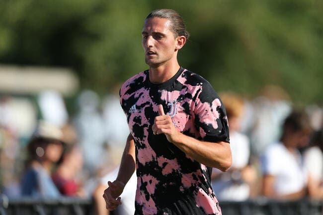 Juve: Bon pour le niveau amateur, Rabiot se fait humilier en Italie
