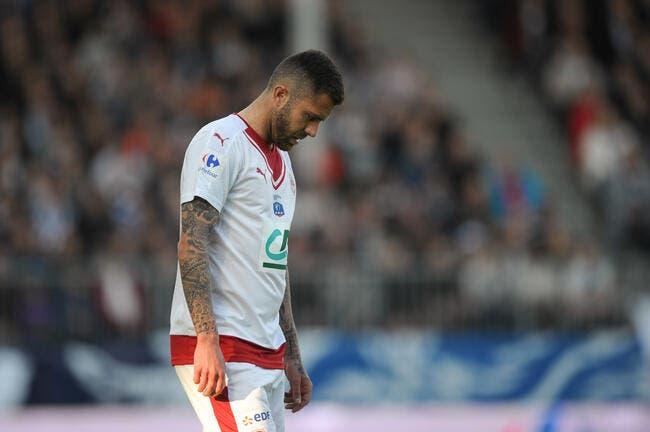 L2: Jouer en Ligue 2, ça fait saliver Jérémy Ménez