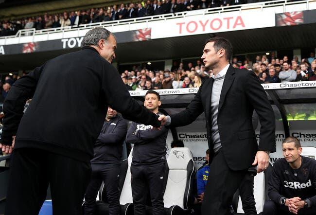 Ang: Bielsa fair-play, Lampard alerte la FIFA