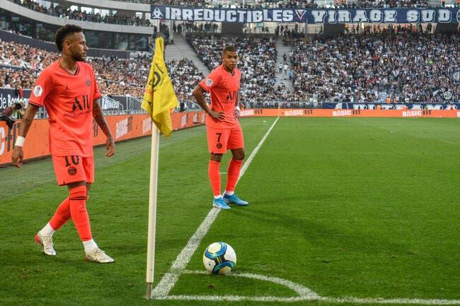 PSG : Neymar est à Paris pour une raison cette seule raison !
