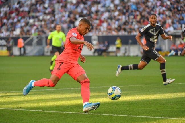 PSG : Paris va refaire peur à la Ligue 1, Mbappé le jure !