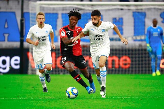 L1 : L'OM dos à dos avec Rennes, Mandanda en sauveur